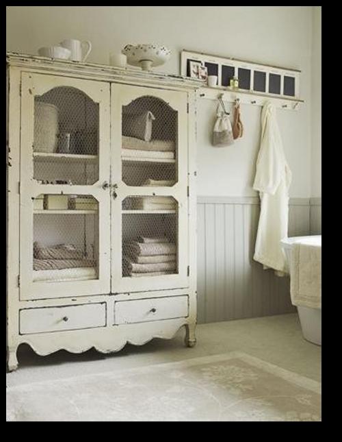 Veranda Bathroom Country Painting, Low VOC Paint, Chalk Paint, Milk Paint,  Country