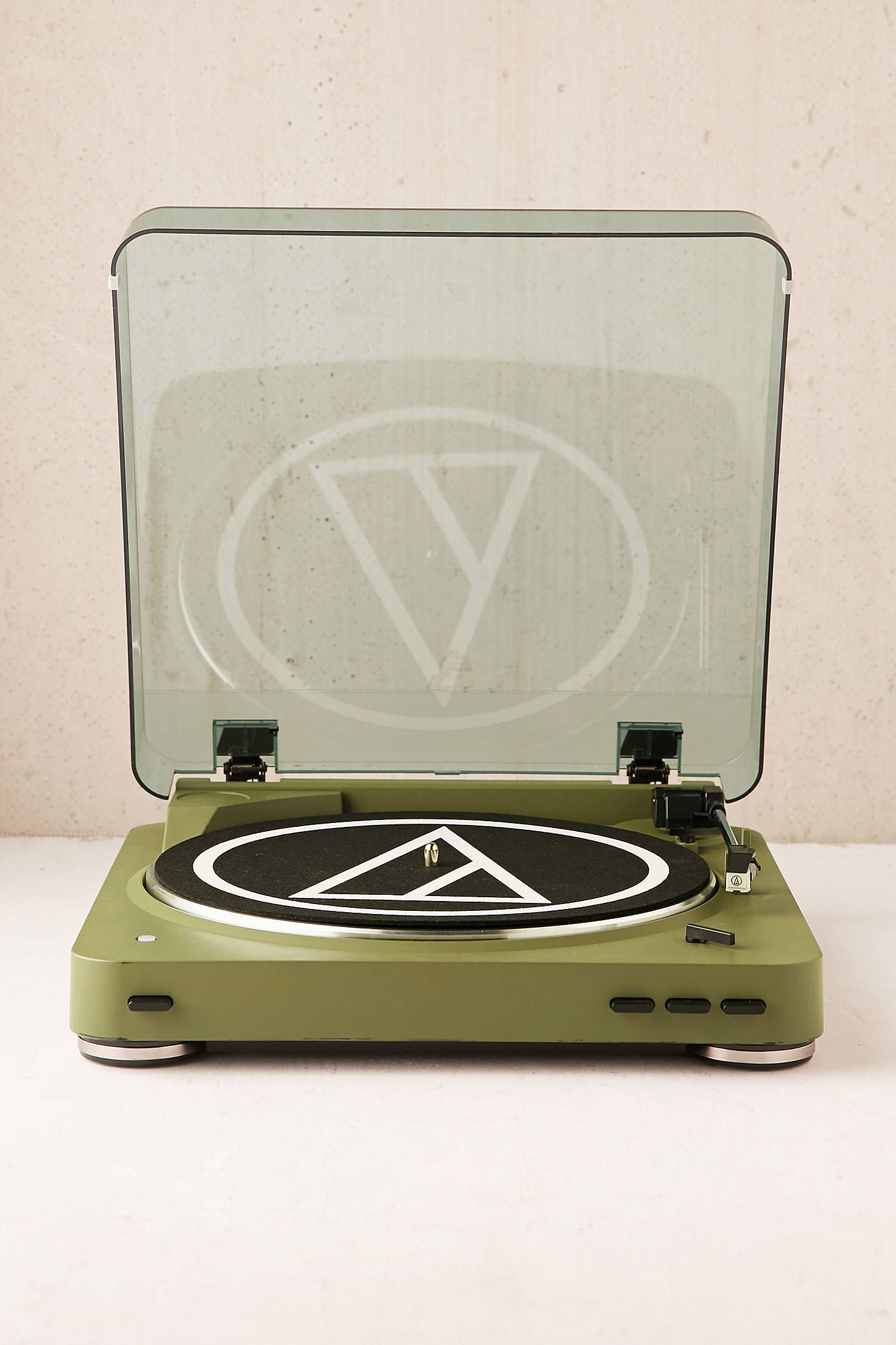 Audio Technica X Uo Olive At Lp60 Bluetooth Record Player Bluetooth Record Player Record Player Vinyl Record Player