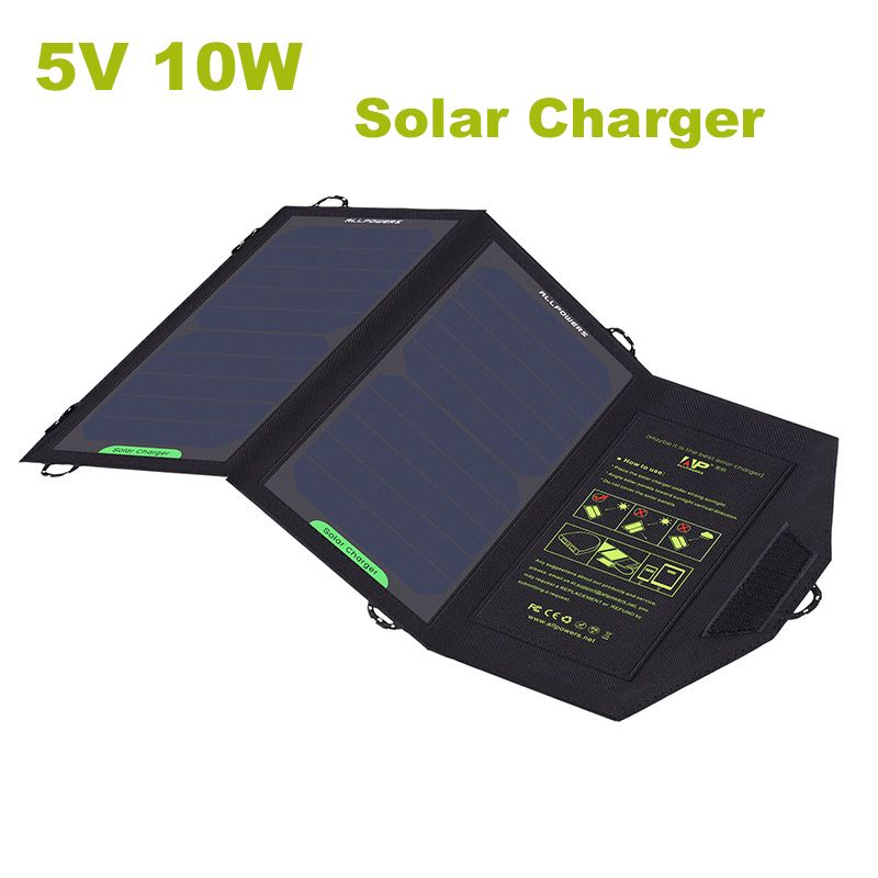 Solar Powerport Battery Charger 10w Solar Panel Phone Charger For Iphone 7 7s 6 6s Galaxy S7 Ht Solar Panel Charger Portable Solar Panels Solar Panel Battery