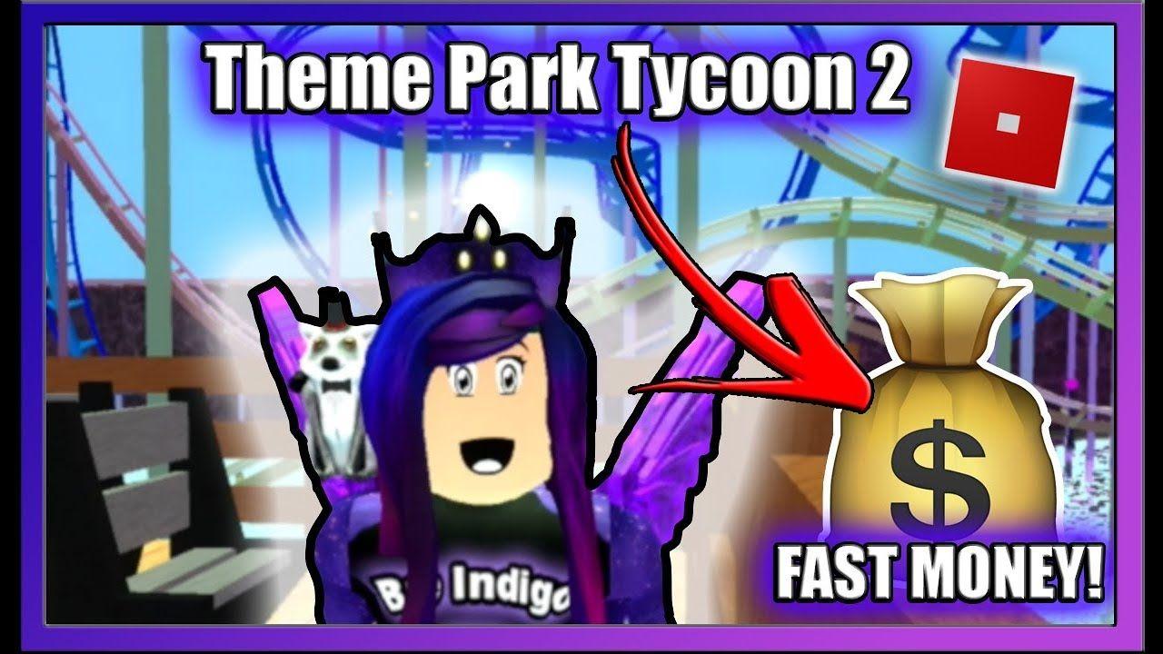 TPT2 FAST MONEY TUTORIAL (Roblox Theme Park Tycoon 2) - Bre