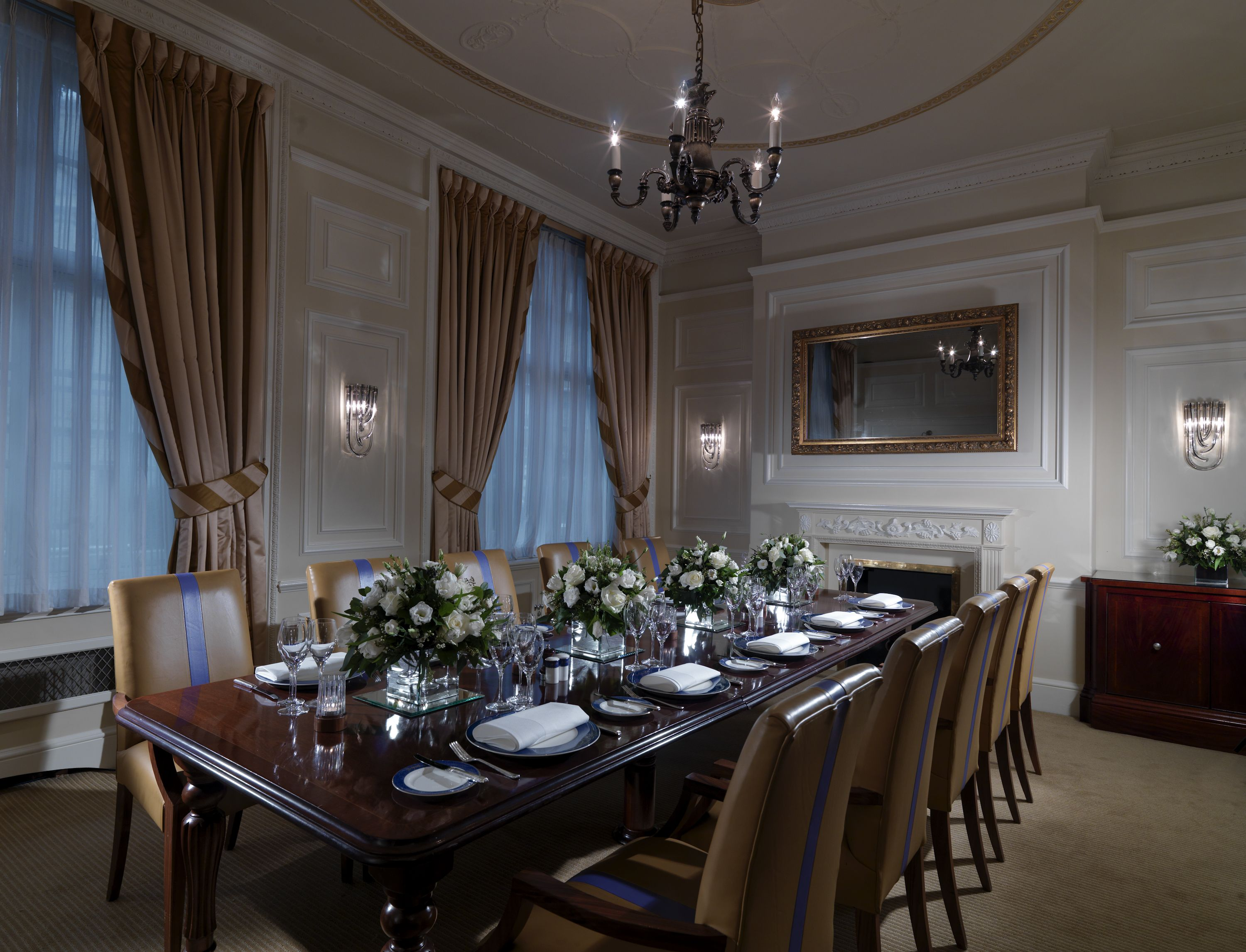 Private Dining In Mayfair Private Dining Traditional Dining Rooms Private Dining Room