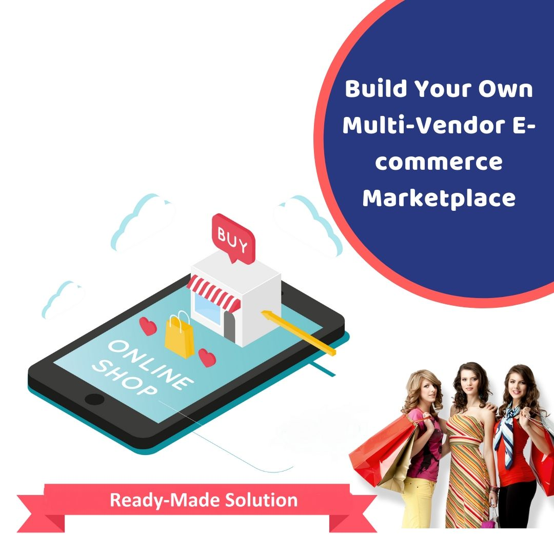 Build your own multivendor marketplace. you can