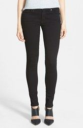 James Jeans 'Twiggy' Five Pocket Leggings (Black Clean)