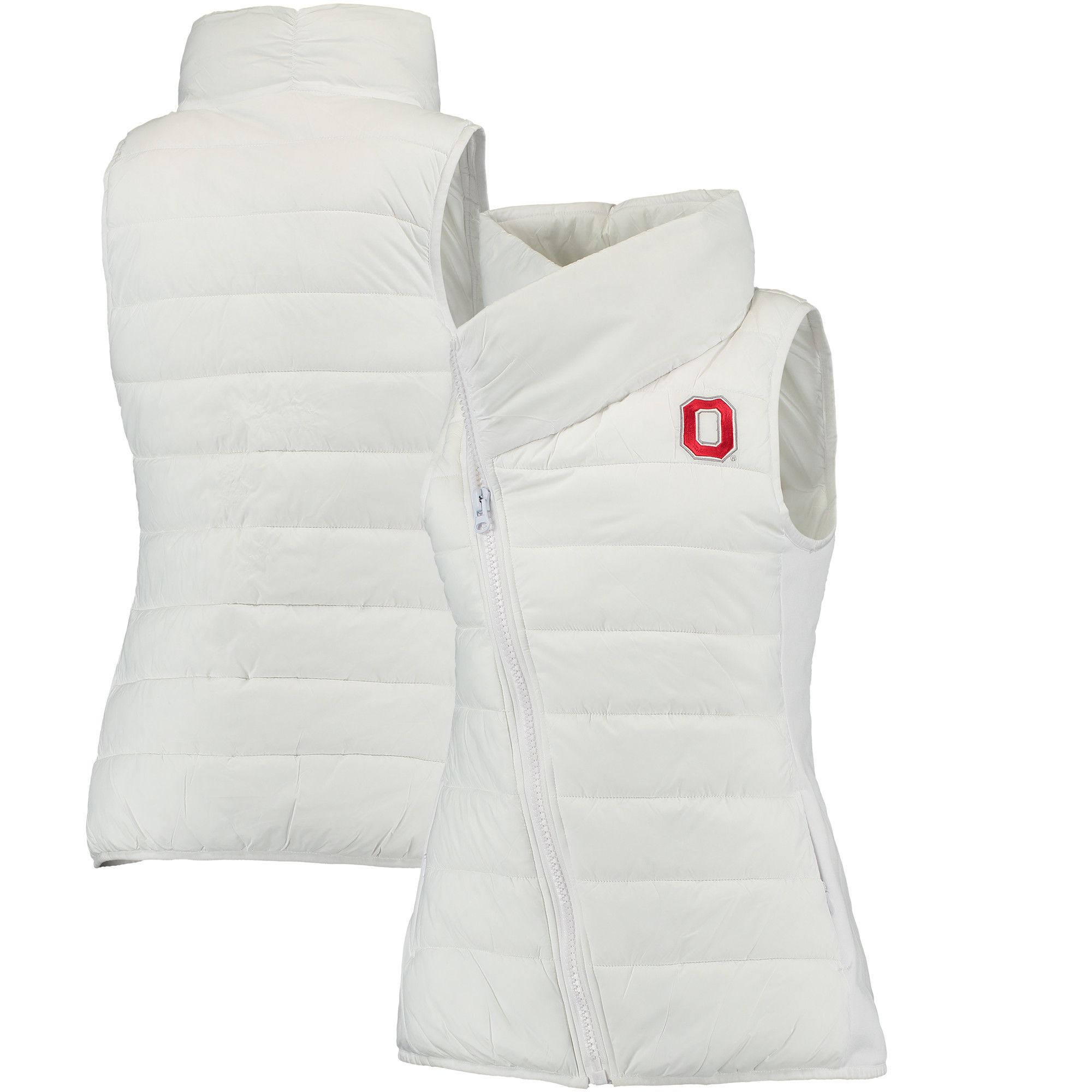 College Ohio State Buckeyes Scarlet Grey Women S Aspen