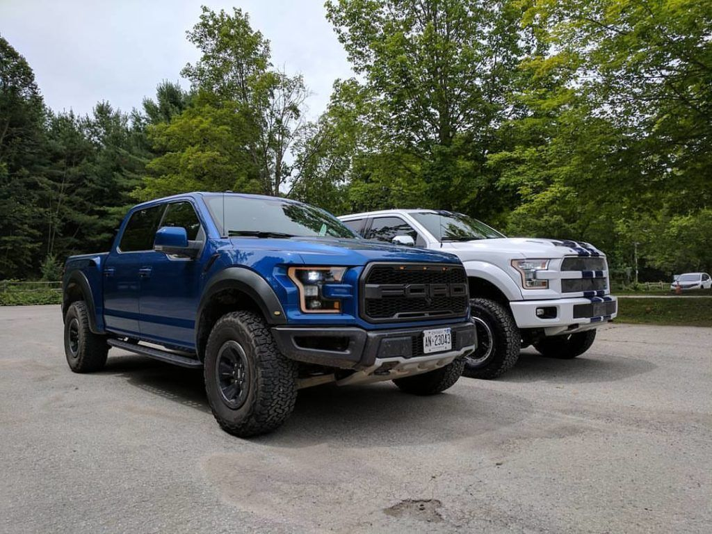 2017 Ford Raptor Vs Ford Shelby F150 Cars Power Ford Raptor