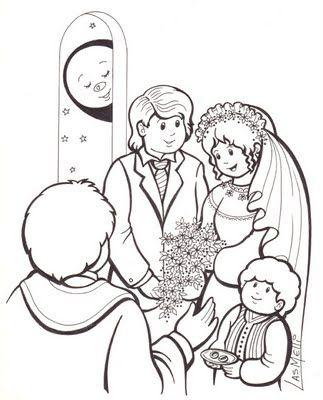 El Rincón de las Melli: SACRAMENTO: Matrimonio | fichas de religión ...