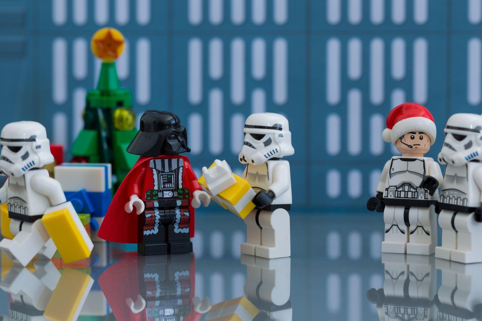 Darth Santa - Maybe Darth Vader isn't all bad, after all?