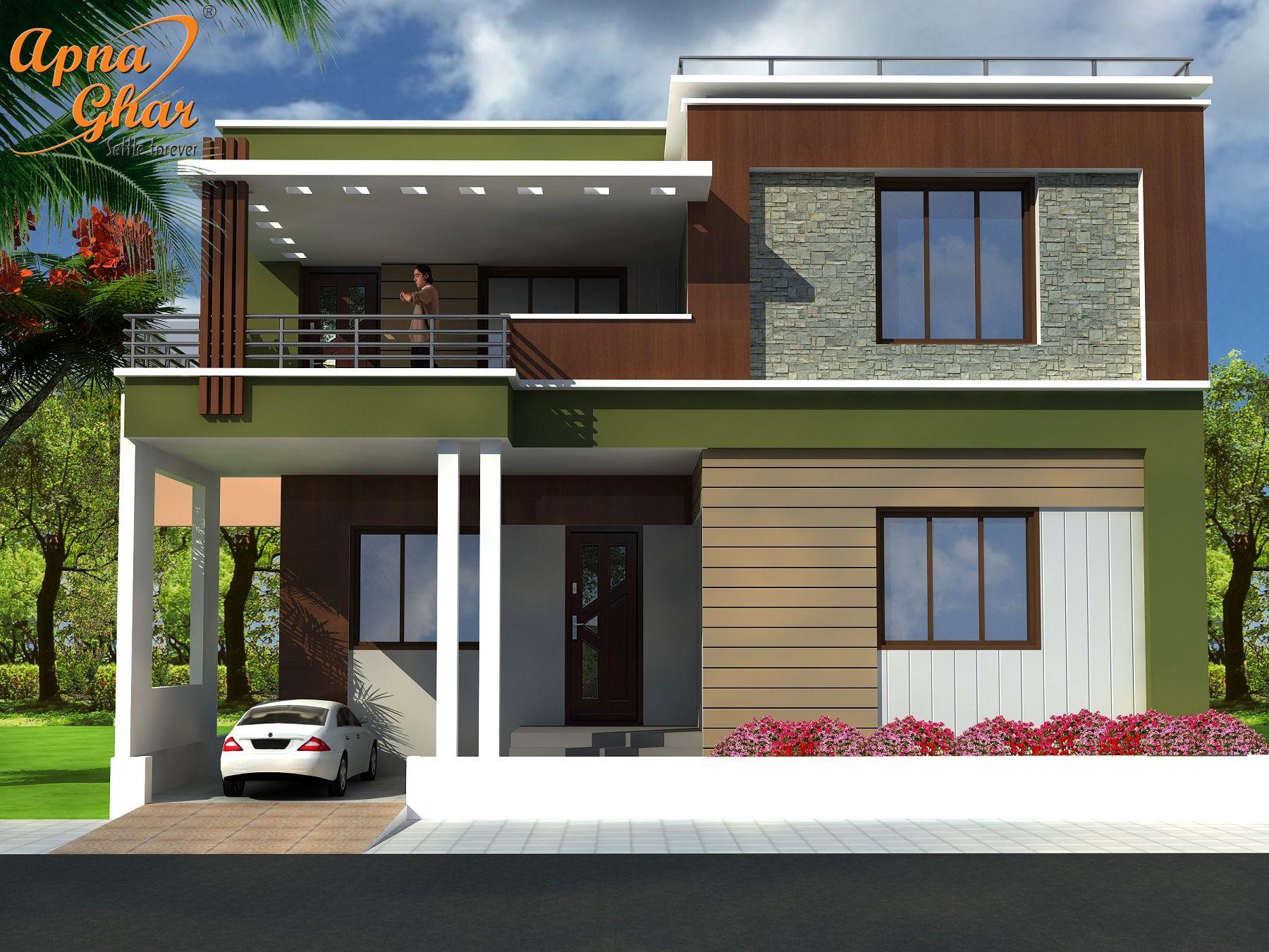 Pin By Apnaghar On Apanghar House Designs Pinterest House Design House And House Front Design