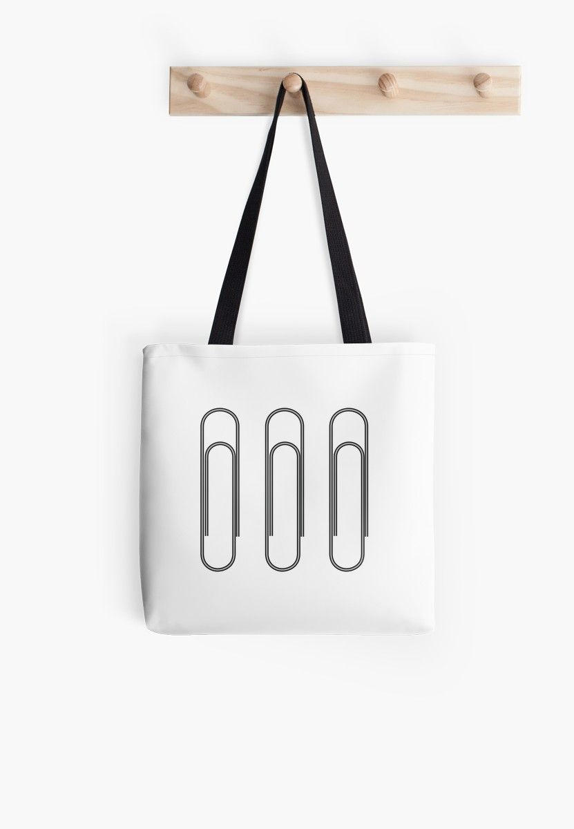 Buroklammer Paperclip Tasche By Pcollection In 2018 Stuff