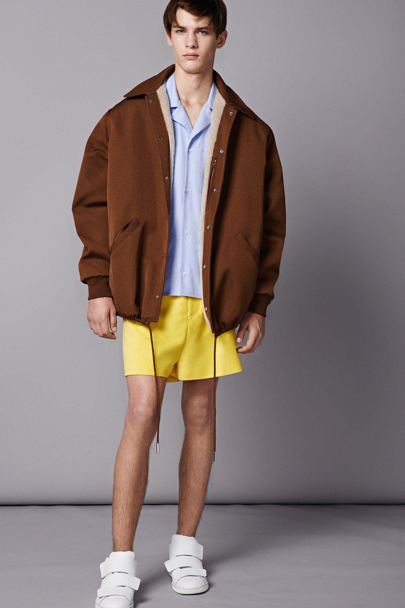 Acne Studios Spring 2015 Menswear Collection Photos - Vogue