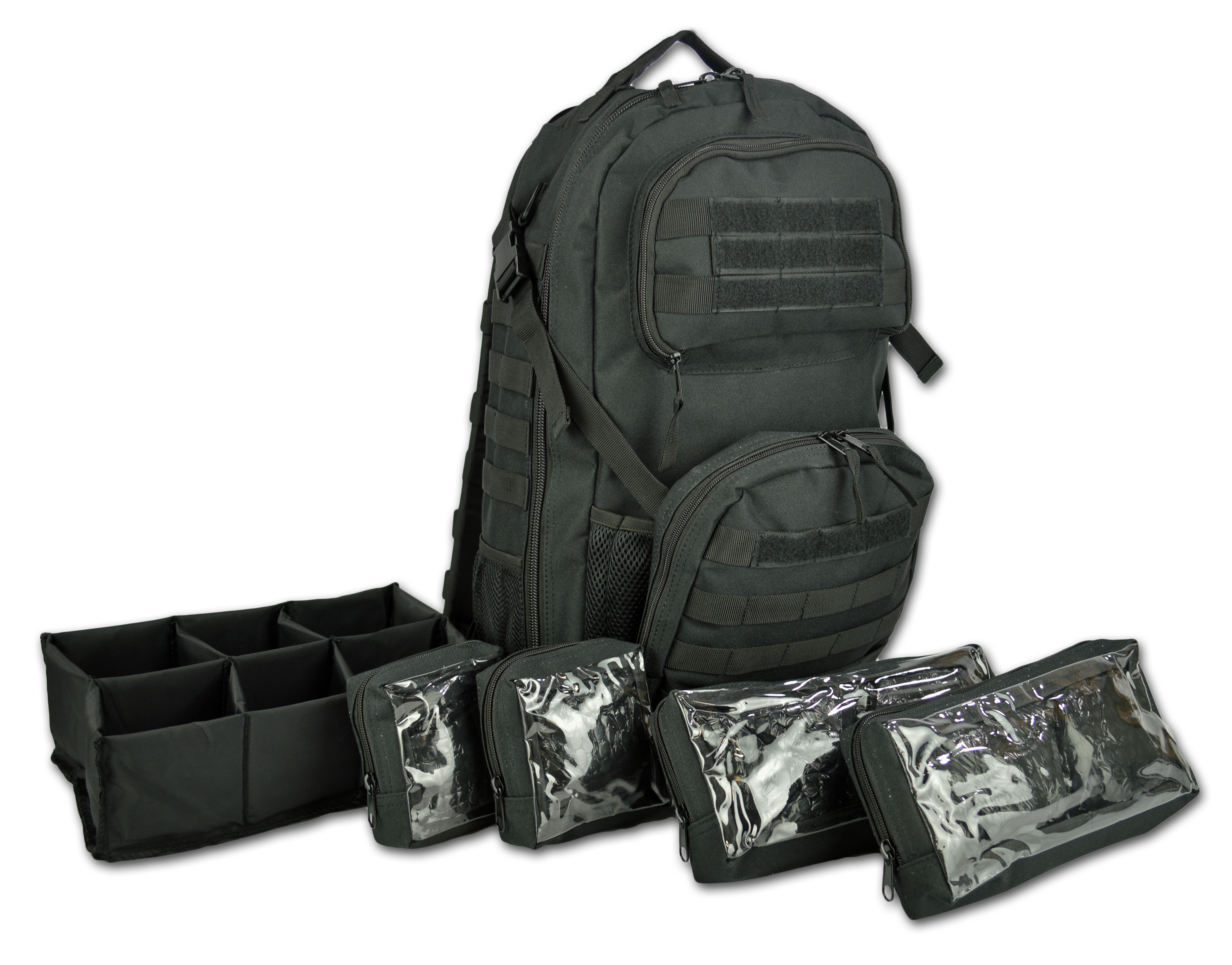 Tactical Medic Backpack W