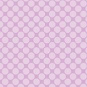 Circus Polk- Lavender fabric by mayabella for sale on Spoonflower - custom fabric