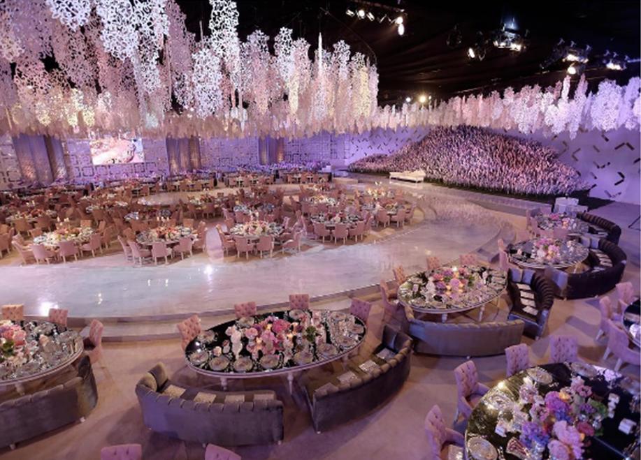 Beautiful Decor By Stars Wedding, Qatar