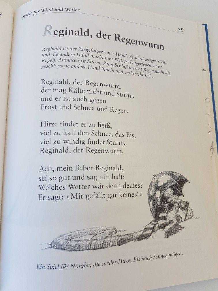 gedicht regenwurm