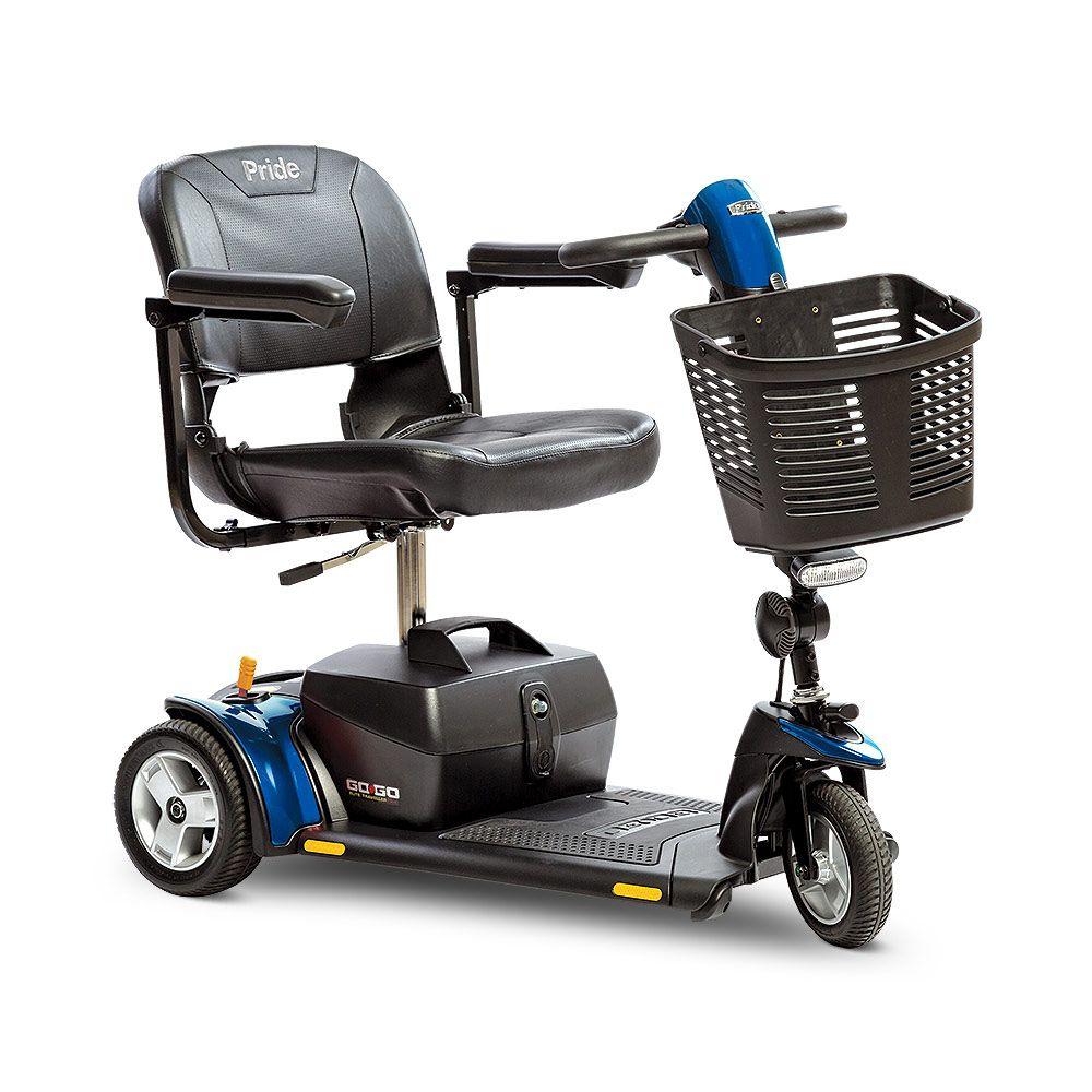 pride go chair parts list