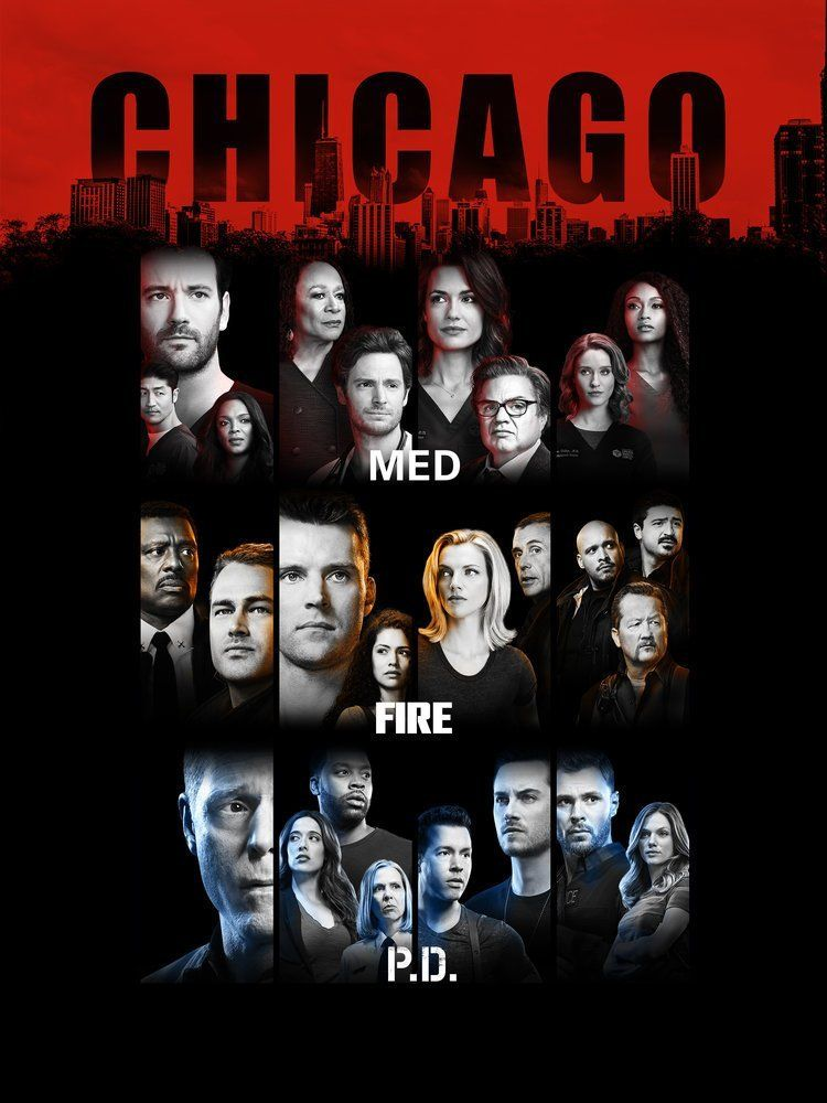 Chicago Med Saison 1 Streaming : chicago, saison, streaming, Chicago, Season, Tell-Tale, Fire,, Crossover,