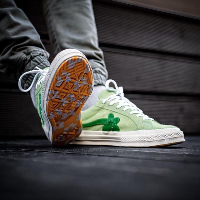 2b1f4222d8fe CONVERSE X TYLER GOLF LE FLEUR ONE STAR 10000 - 18 Gennaio  January in store