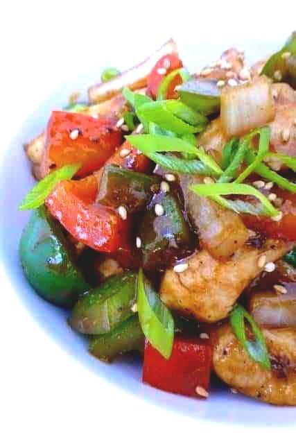 Photo of Chicken Stir Fry Recipe – erdagardens.org
