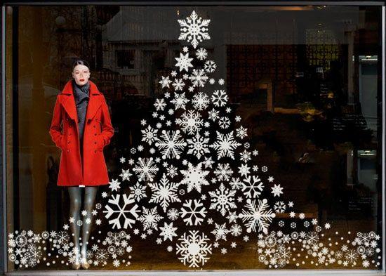 Vitrines de Natal inspiradoras … | Pinteres…