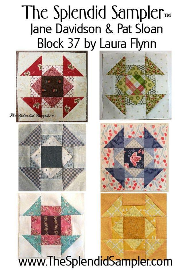 Pin On Quilts Splendid Sampler
