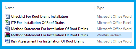 Method Of Statement Method Statement For Installation Of Roof Drains  Mo  Pinterest .