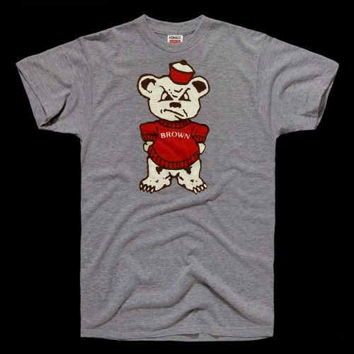449205f8c09 I love college mascots & cool graphics, so this Brown Bear tee is killing  it.