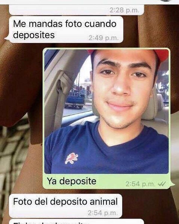 Problemas De La Comunicacion Por Whatsapp Jajajajaj Ya Depositaron Muero De Risa Cosas Estupidas