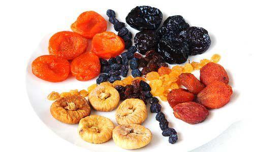 какие фрукты при геморрое
