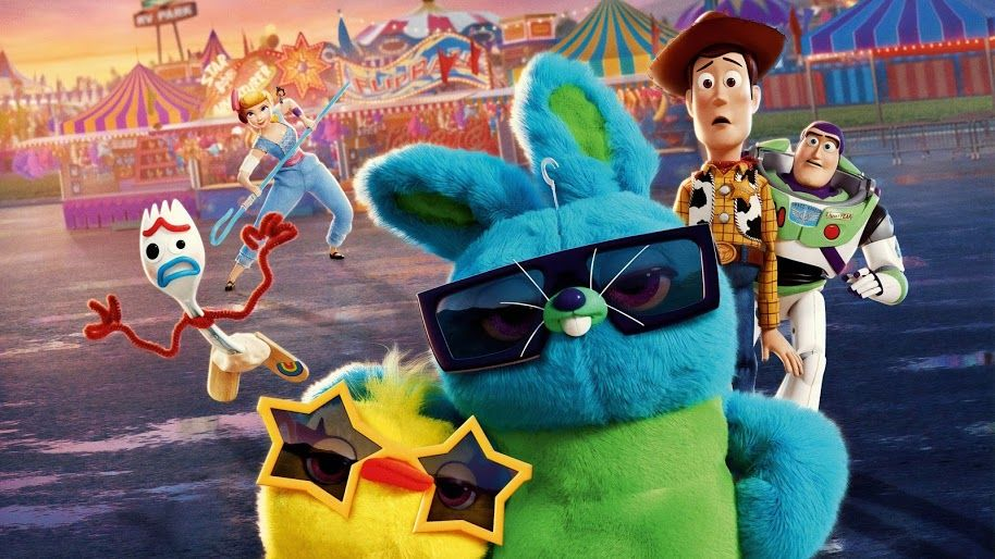 Ultra Hd Wallpaper Toy Story 4 Characters Bunny Ducky Woody Buzz Lightyear 4k 22 For Desktop Woody Toy Story Woody And Buzz Toys Cute Disney Pictures