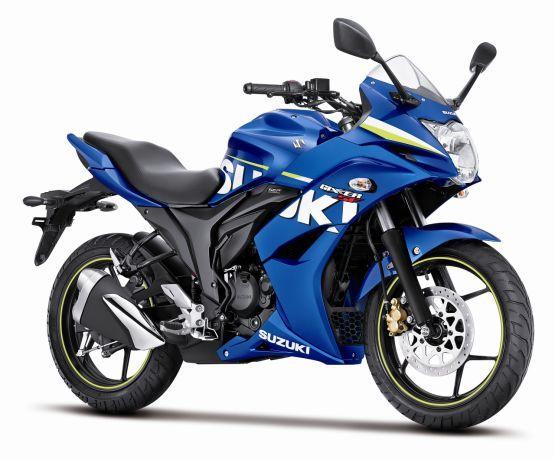 Suzuki Gixxer Targets To Sell 1 Lakh Units Http Blog Gaadikey