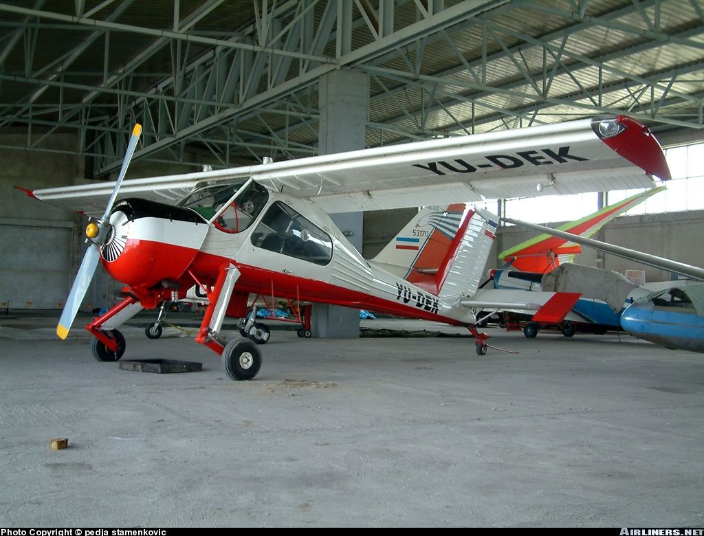 PZL-Okecie PZL-104 Wilga-35A aircraft picture