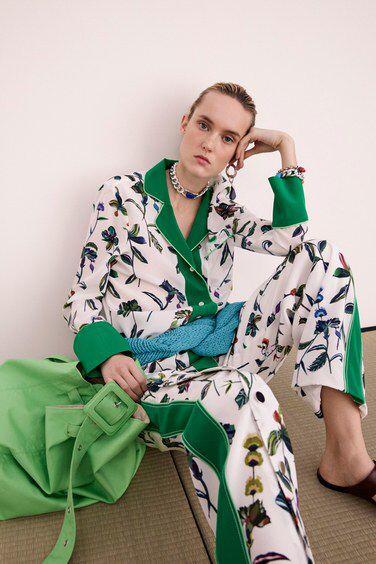 Derek Lam 10 Crosby Pre-Fall 2019 Fashion Show
