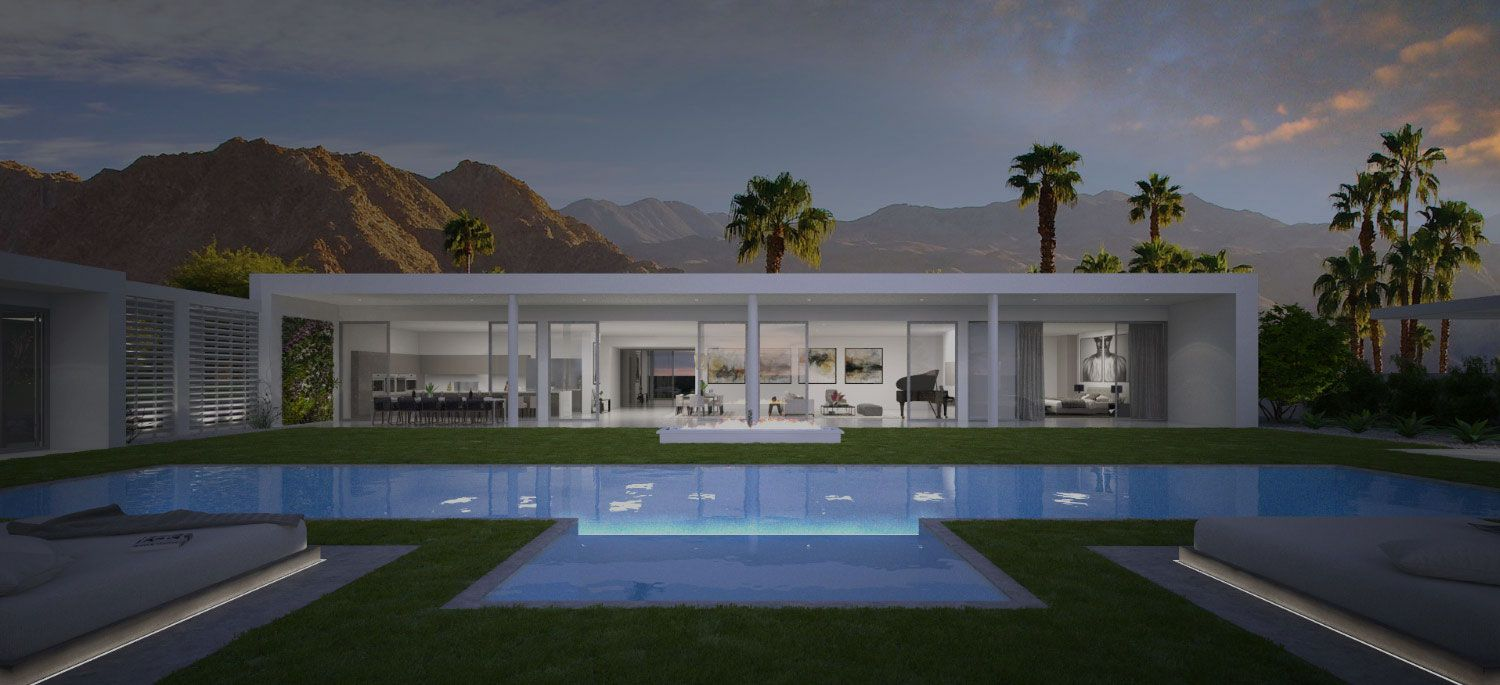 Luxury, Second Vacation Home for Sale in Coachella Valley