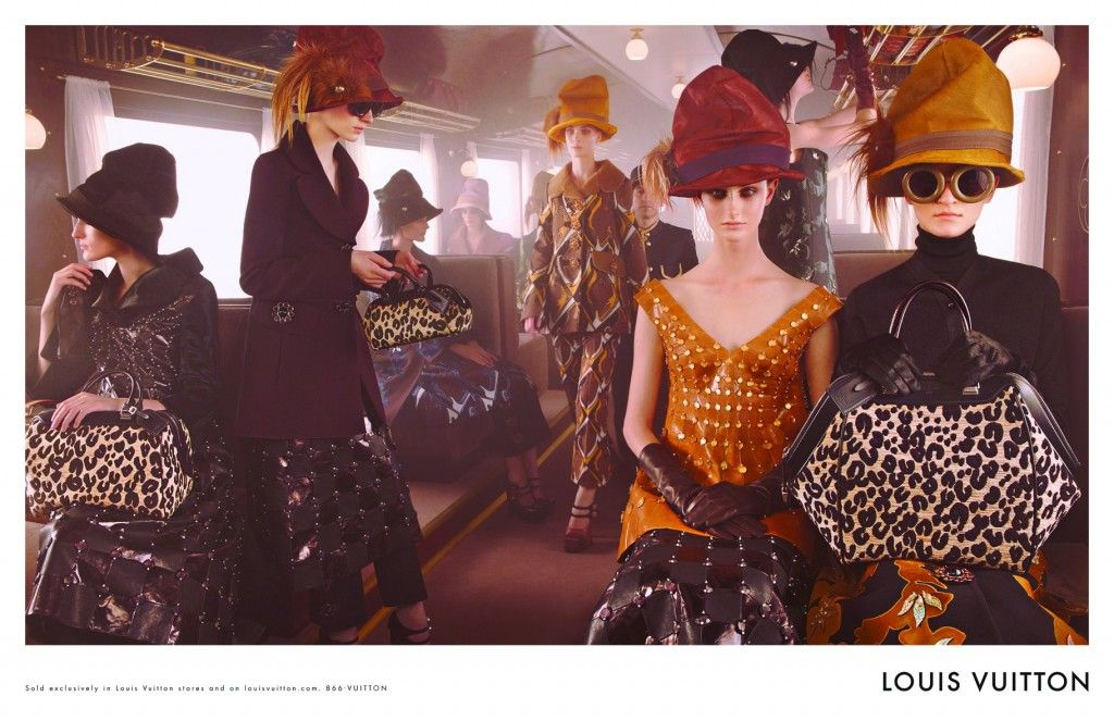 Louis Vuitton Campaign