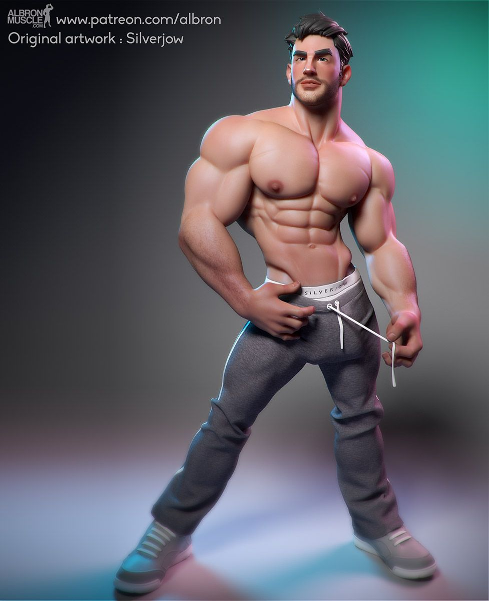 Live gay muscle