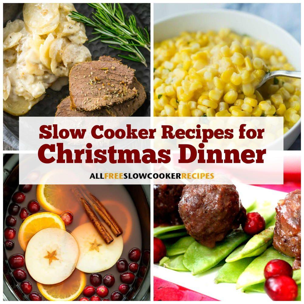 45 Slow Cooker Recipes For Christmas Dinner