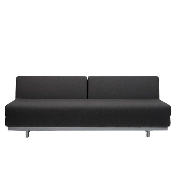 Miraculous T2 Sofabed Felt Grey St Martins In 2019 Muji Bed Sofa Machost Co Dining Chair Design Ideas Machostcouk