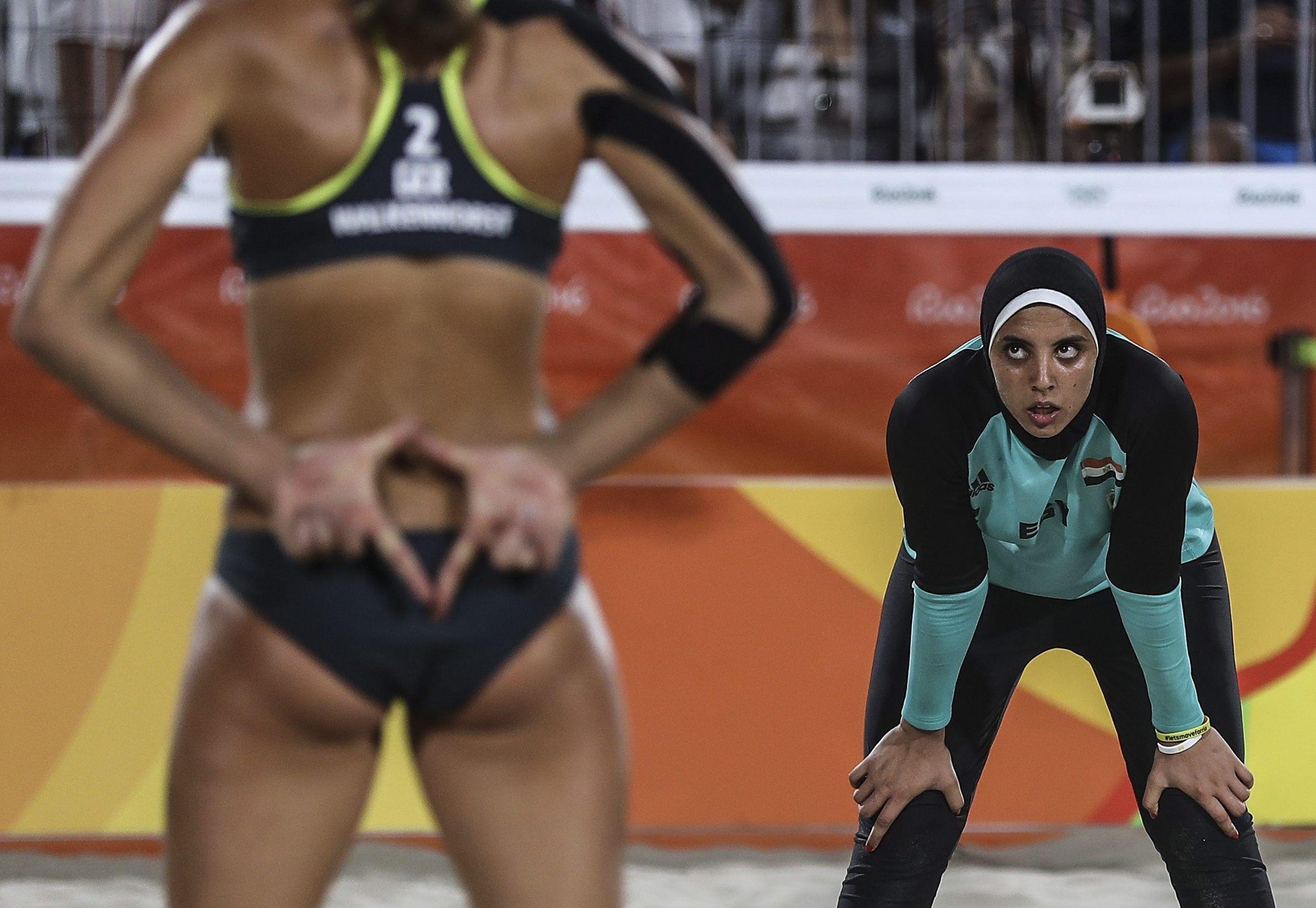 Rio 2016 8211 Beach Volleyball Volleyball Kleidung Beach Volleyball The Bikini