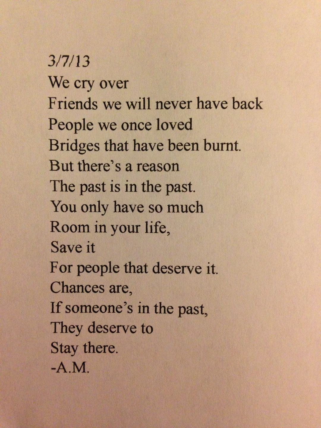 The Past Words Quotes Words True Words