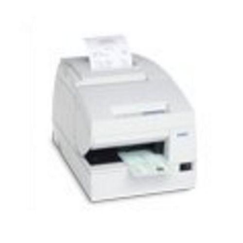 TM-H6000III-S01 SER EDG W//MICR TM-H6000III-S01 NO PWR SPLY RP-TR Epson TM-H6000III Multistation Printer Dot Matrix Thermal Transfer Drop-in Validation Serial MICR