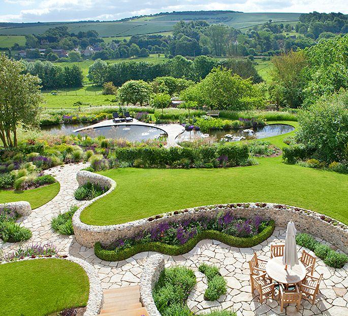 Ian Kitson Landscape Architect Landscape Design Garden Design Landscape Architect