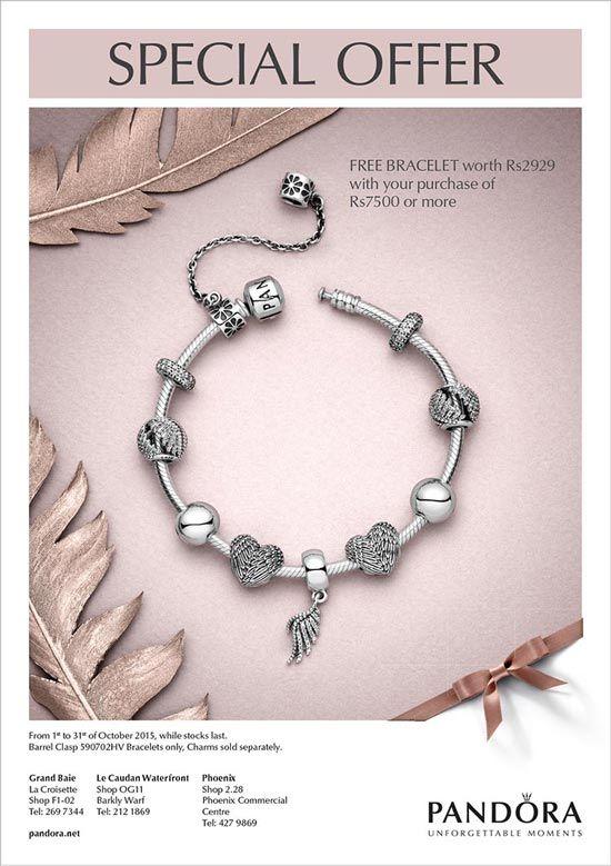 Pandora Special Offer F R E E Bracelet Worth Rs 2 929 Tel 269 7344 212 1869 Acessorios Divertidos Joias Pandora Pulseira Tumblr