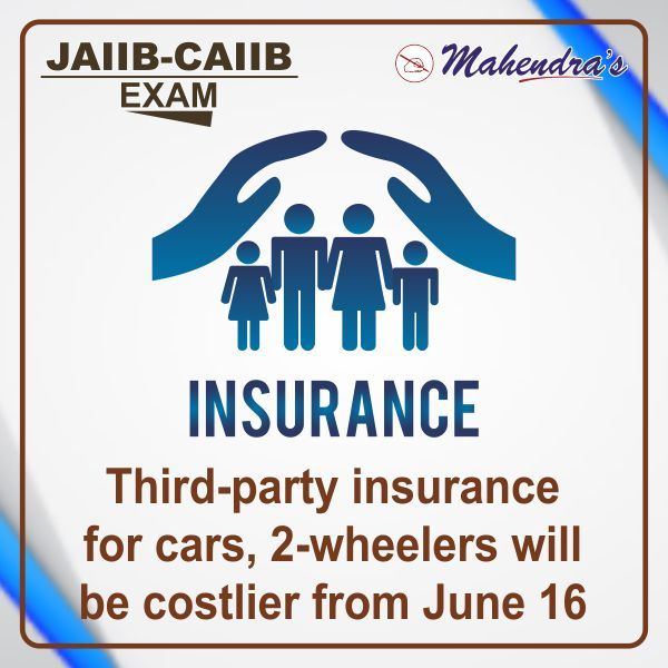 Third Party Insurance For Cars 2 Wheelers Will Be Costlier From June 16 Http Www Mahendraguru Com 2019 08 Jaaib Third Party Insurance Car Insurance