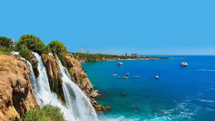 برنامج سياحي 5 ايام في انطاليا مع الفنادق راني ترافل