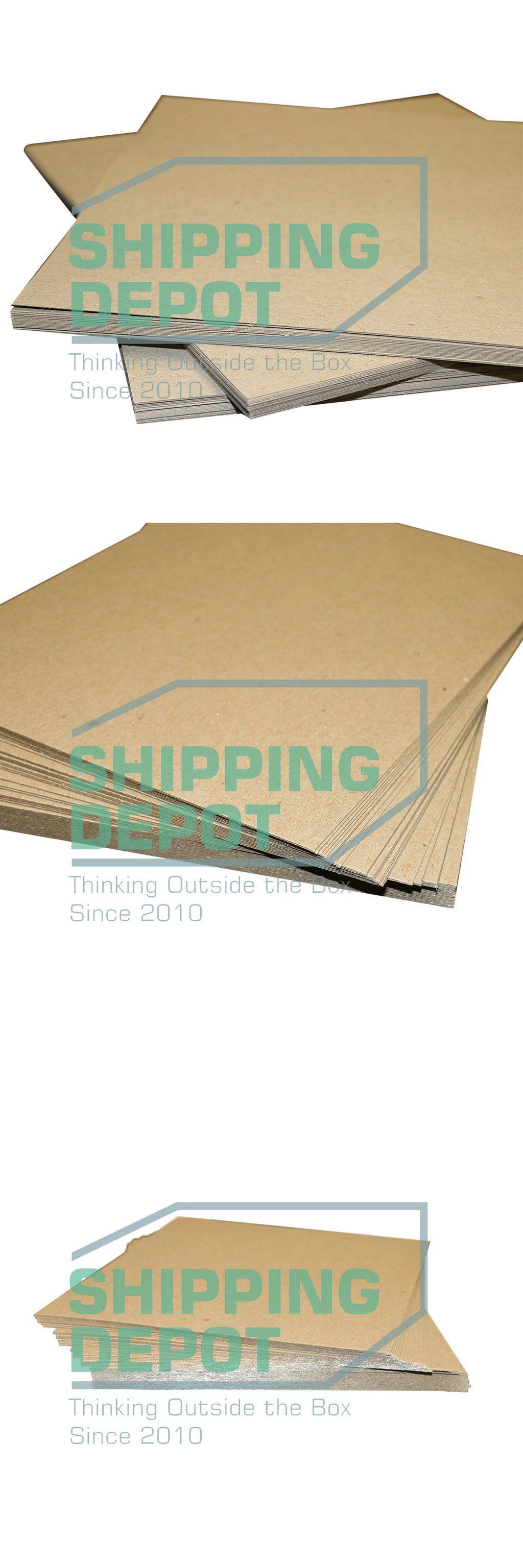 Pick Quantity 1-480  Chipboard 11x17 Cardboard Scrapbooking Sheet Pad .022 11x17