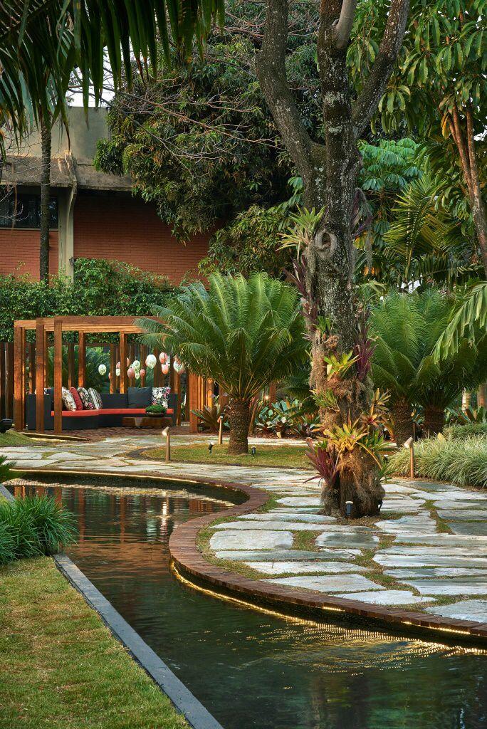 Jardim Das Festas Casa Cor Brasilia 2014 Por Carla E Marina