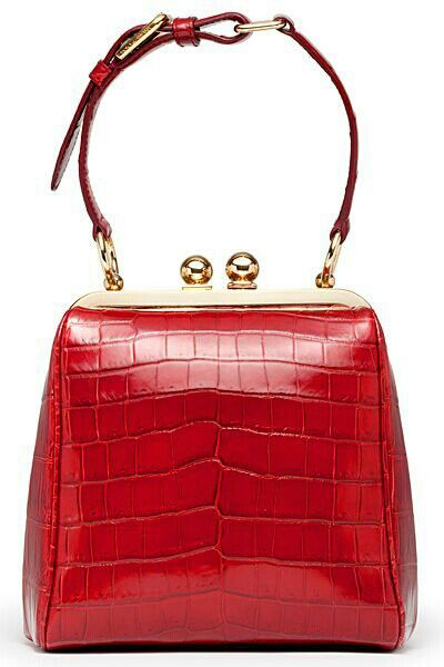 99f076638674 Dolce   Gabbana 2013  Little Red Bag