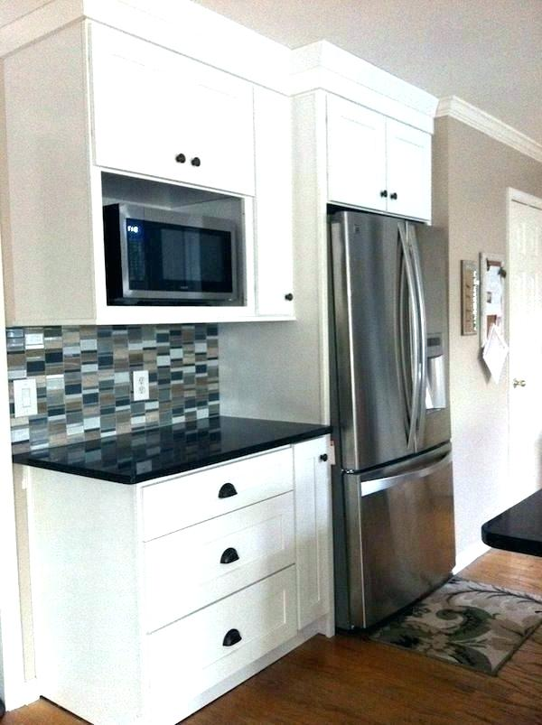 Under Cabinet Microwave Shelf Google Search Kitchen Microwave Cabinet Black Quartz Kitchen Countertops Pantry Remodel