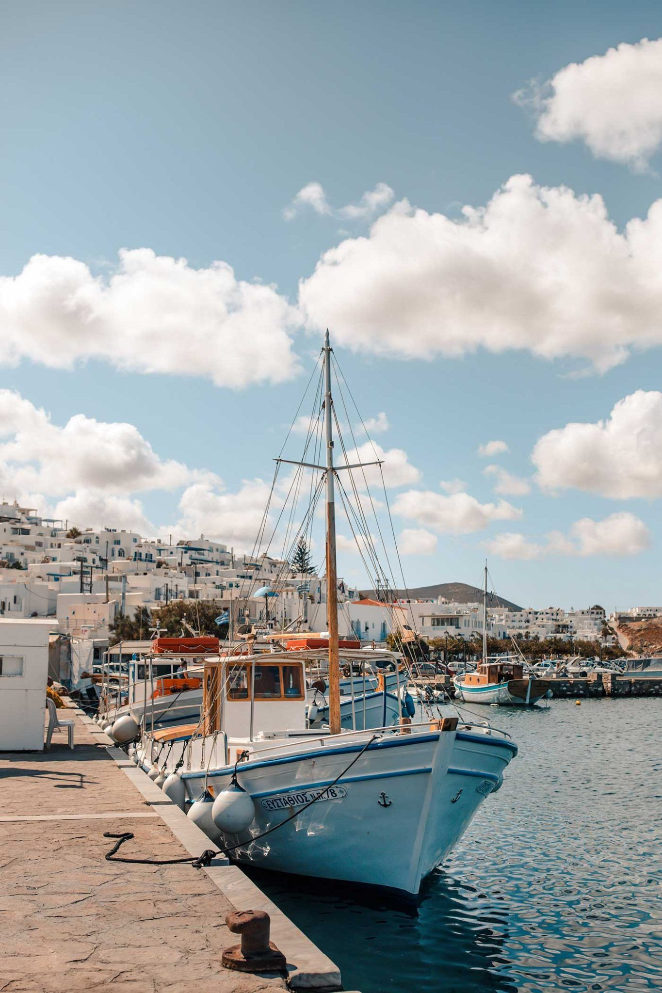 Paros Travel Guide: Why Paros Should be on Your Greek Itinerary