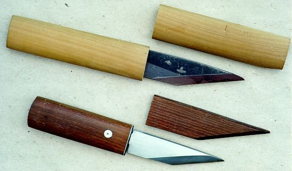 Japanese marking knives simple but elegant objects
